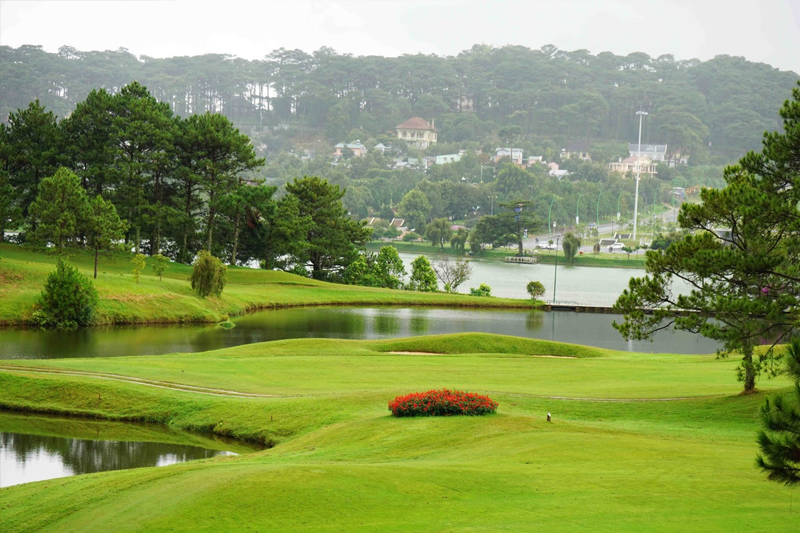 Dalat Palace Golf Club TA